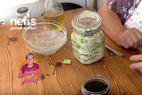Çökelekli Biber Turşusu (videolu)