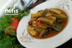 Patlıcan Yemeği (Etlisi Kadar Lezzetli) Tarifi