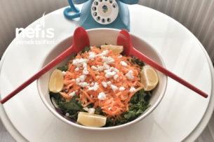 Semiz Otu Salatası Tarifi