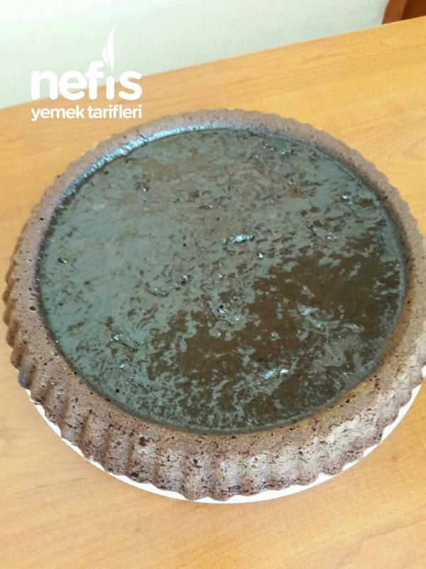 15 Dakikada Tart Kalıbında Islak Kek