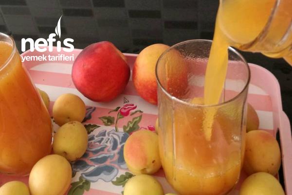 20 Dakikada Kolay Meyve Suyu
