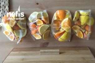 Limonata Hazırlığı Tarifi