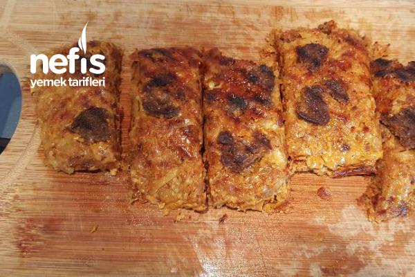 İsotlu Patates Tostu Tarifi
