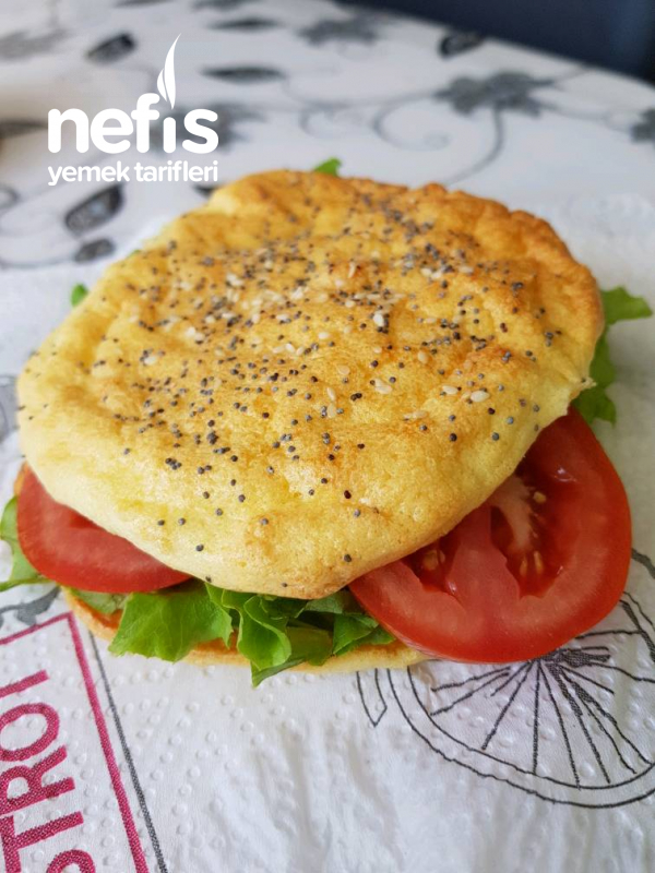 Diyet Hamburger Tarifi