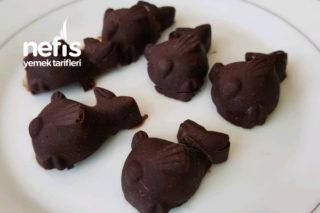 Evde Fit Çikolata Yapımı Tarifi