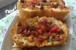 Fırında Bayat Ekmek Kızartması Tarifi
