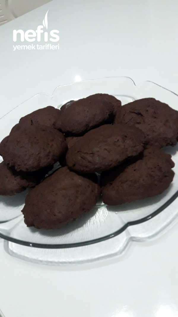 Muzlu – Kakolu Amerikan Kurabiyesi (cookie)