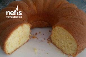 Pudingli Kek ( Vanilyalı) Tarifi