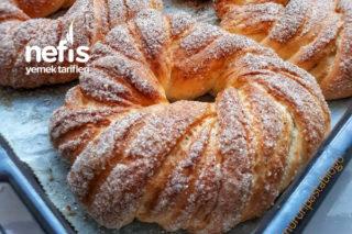 Tarçınlı-Tereyağlı Çörek (Tel Tel Açılan) Tarifi