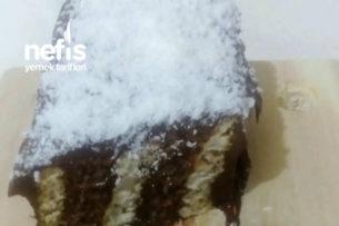 Pratik Bisküvili Pasta (Ani Misafirlere Şipşak Hazır) Tarifi