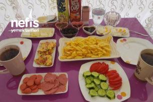 Balkonda Kahvaltı Tarifi