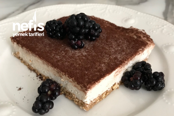 Raw Cheesecake Tarifi
