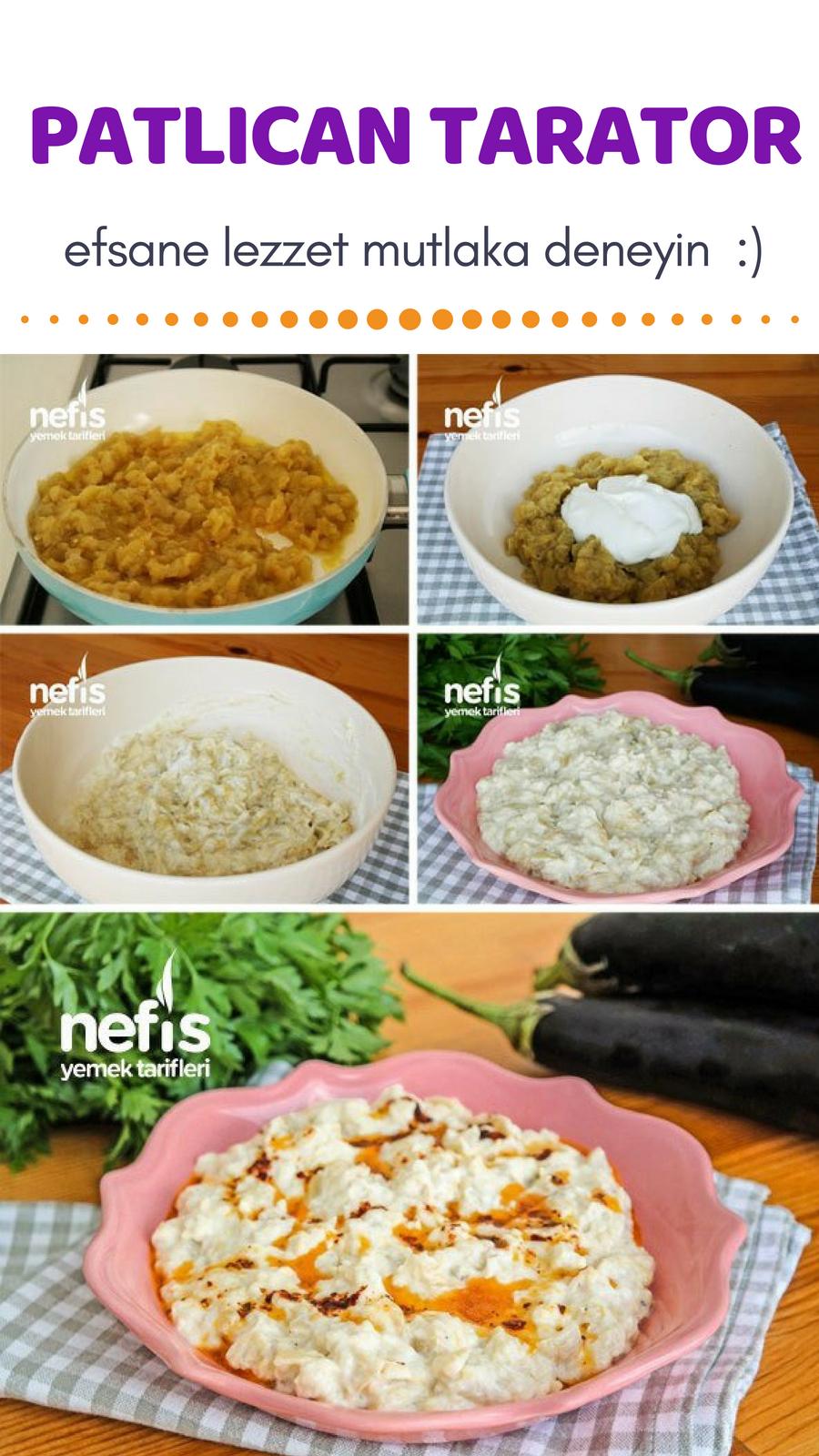 Patlıcanlı Pide Tarifi Videosu