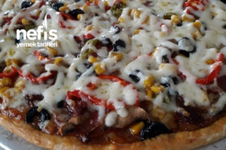 4×4 Pizza Tarifi