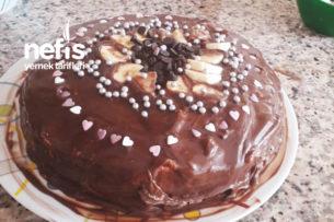 Çikolatalı Muzlu Pastam Tarifi