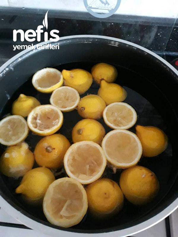 Haşlanmış Limon Kürü (mucize kür)