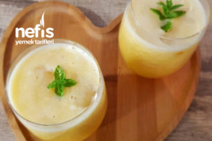 Şeftalili Limonata (Tam Sıcaklara Göre) Tarifi