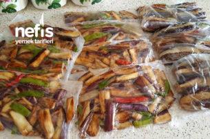 Dondurucu İçin Patlıcan Biber Kızartma Tarifi