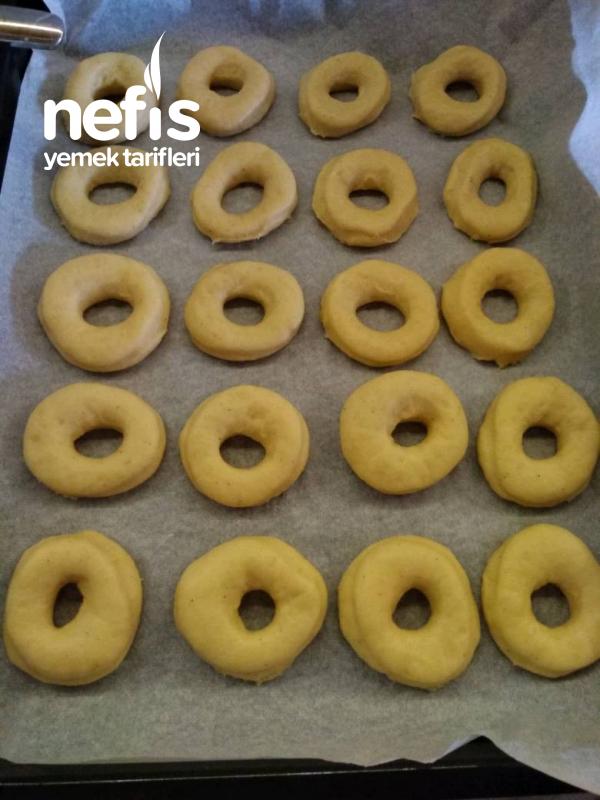 Fırında Nefis Donut