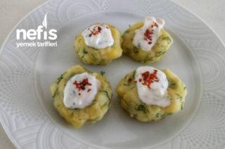 Patates Çanakları Tarifi
