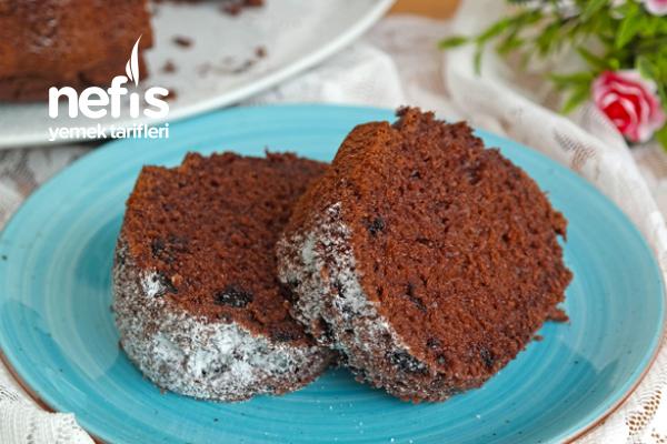 Sodalı Kakaolu Kek (videolu) Tarifi
