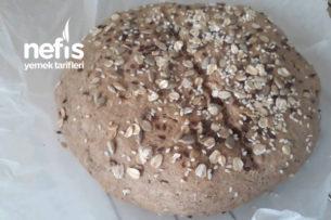 Tam Buğday Unlu Sağlıklı Ekmek Tarifi