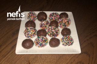 Çikolatalı Kahveli Toplar Tarifi