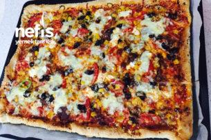 Evde Muhteşem Pizza Tarifi
