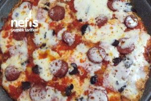 Tava Pizza Tarifi