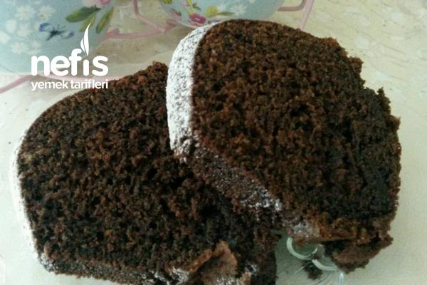 Kakaolu Fındık Kremalı Kek Tarifi