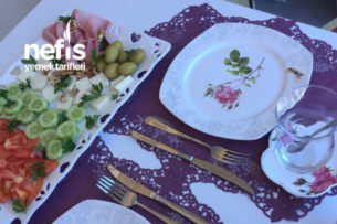 Pazar Kahvaltısı Masamız Tarifi