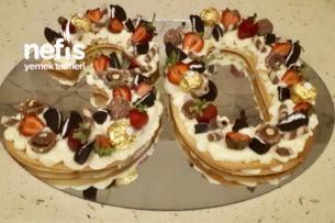 Yılın Modası Rakamlı Pasta Tarifi