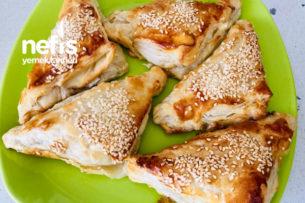 Çıtır Çıtır Lezzet Peynirli Milföy Böreğim Tarifi