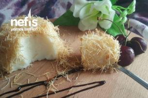 3 Malzemeli Samanlıdağ Pastası Tarifi