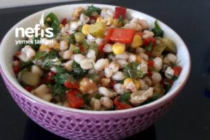Buğdaylı Enfes Salata Tarifi
