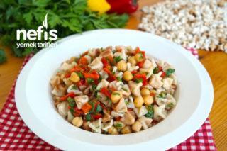 Mantı Salatası (videolu) Tarifi