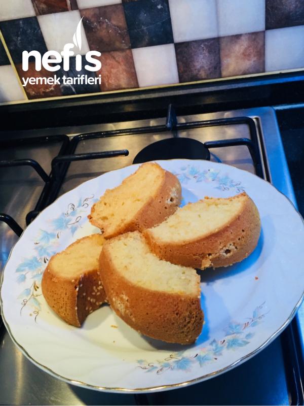 Sodalı Yumuşacık Kekim