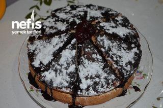 Çikolatalı Yanardağ Pastası Tarifi