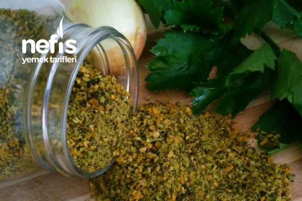 Evde Sebzeli Çeşni Yapımı Tarifi