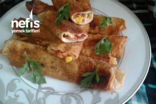 Kahvaltı Bombası Pizza Börek (Aşırı Kolay,Aşırı Lezzetli ) Tarifi