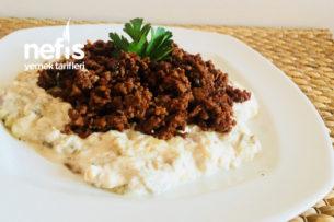 Kalorisi Düşük Alinazik Kebabı Tarifi