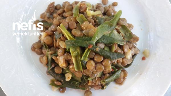 Kuru Salatalık Salatası