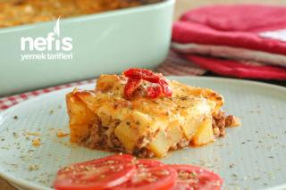 Patates Musakka Tarifi - Çok Farklı Çok Lezzetli (Videolu)