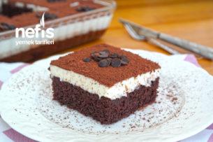 Enfes Kremalı Kek Tarifi (videolu)