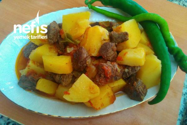 Patatesli Et Yemeği Tarifi