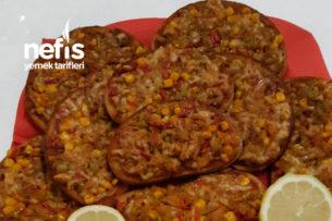 Şip Şak Ekmek Üzeri Pizza Tarifi