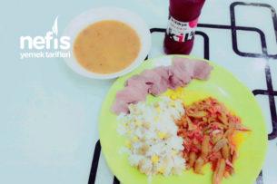 Akşam Yemeği Menüsü-1 Tarifi