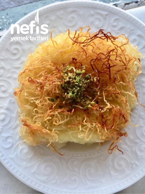 Bardakta Peynirli Künefe (nefisss)
