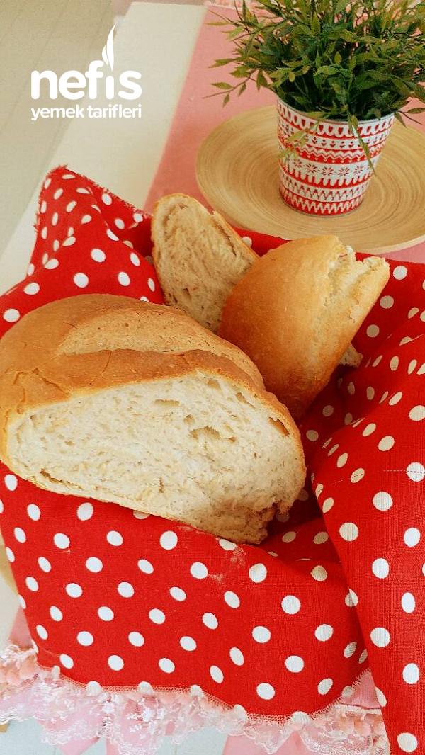 Bayatlamayan Ev Ekmeği