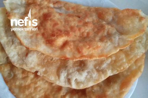 Çiğ Börek (Kıymalı Patatesli) Tarifi